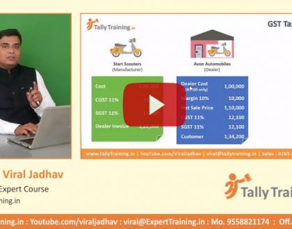 GST Online Course Hindi